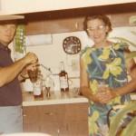 Bob Vorfeld & Charlotte Vorfeld Fleener 1970s