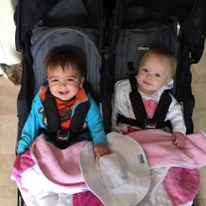 Cousins Milo Ashook & Valerie Engstrom
