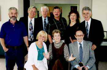 graphic of the Boynton cousins - taken in 1998, Bellingham, Washington