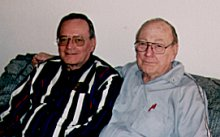 Jim Janssen and Jack Vorfeld 1998